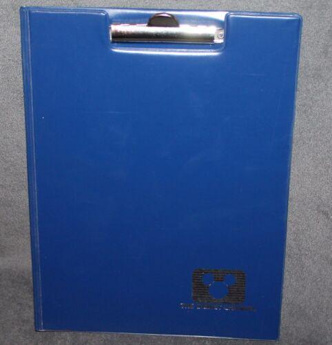 Disney Channel BLUE CLIP BOARD FOLDER PORTFOLIO
