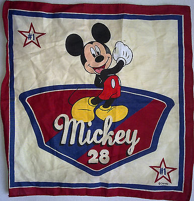 Mickey 28 VTG Disney Mickey Mouse #1