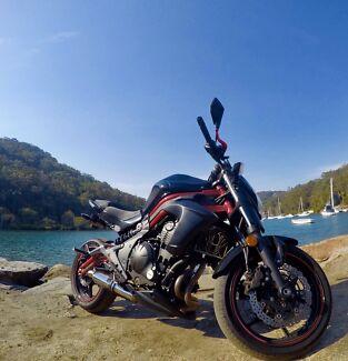 Kawasaki Er6n ABS Sport 2014