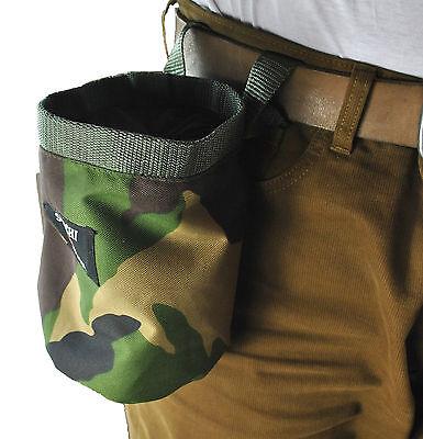 Senshi Japan Chalk Bag Fleece Lining Holder Carry Attachment For Rock Climbing