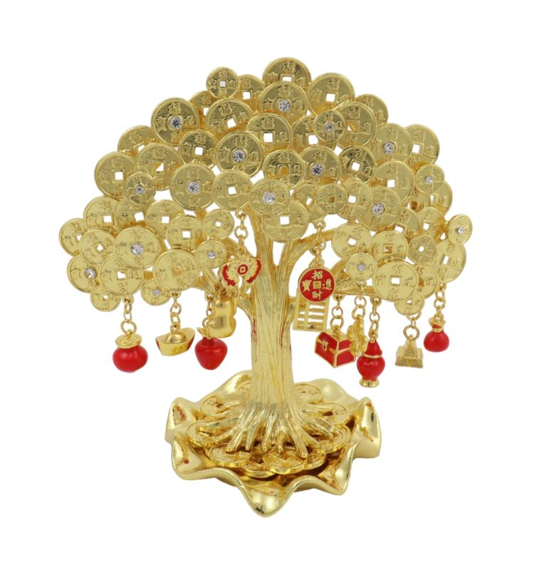 Feng Shui Wealth Tree to Bring 3 Kind of Wealth