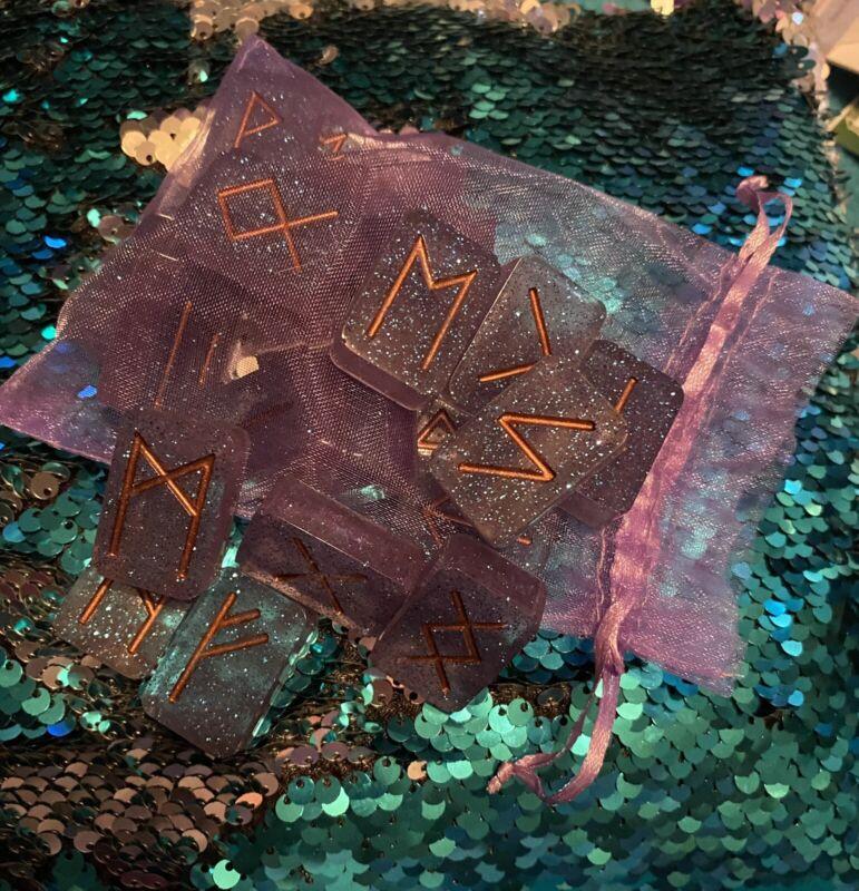 rune stones set