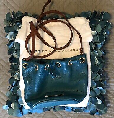 Marc Jacobs Mini Too Hot To Handle Drawstring Cross Body Bucket Bag Cinch (Marc Jacobs Too Hot To Handle Bucket Bag)