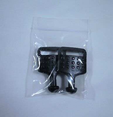 (Respironics Ball & Socket Headgear Clips for Comfort Series Masks 2 pack 1009723)