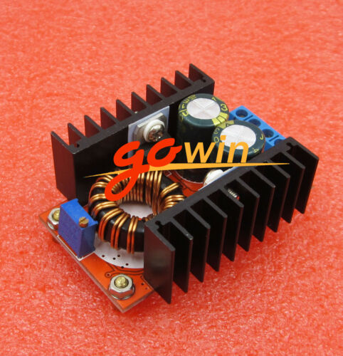120W DC-DC Boost Converter 10-32V to 35-60V Step Up Power supply module