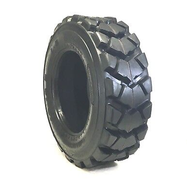 12x16.5 12ply Marcher Hul5 L-5 Skid Steer Tire For All Makes 12-16.5