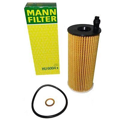 Original MANN Ölfilter HU6004x für BMW und Mini - Ul 123