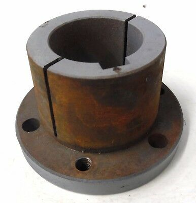 """BROWNING BUSHING, Q1 1 7/8"""", 1 7/8"""" BORE, 4 1/8"""" OD, 17/32"""" FLANGE THICKNESS"""