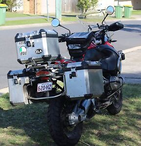 "R1200GSA proven adventure bike Fully Optioned and ready for ""RTW"" Tanah Merah Logan Area Preview"