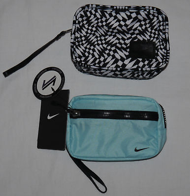 Nike Unisex Studio Kit Reversible Bag XS Black White Women's Fashion Handbag New Studio Kit Bag