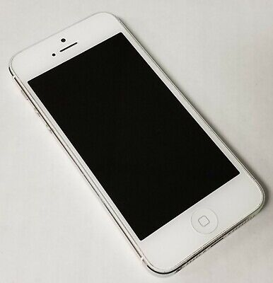 Apple Iphone 5 Canada Bell IOS Smartphone 16GB White