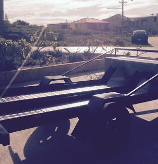 Excellent Condition Motorbike Trailer No More To Spend Singleton Rockingham Area Preview