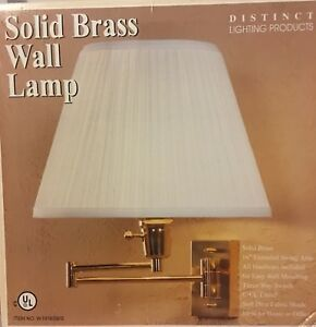 Wall lamp Solid Brass