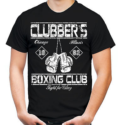 T-Shirt | Boxing Boxer Rocky Balboa Lang Mr. T Clubber (Clubber Lang)