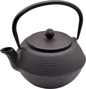 Japanese Tetsubin Cast Iron Hobnail Teapot Tea Pot Set - 1.2L (1200ml)