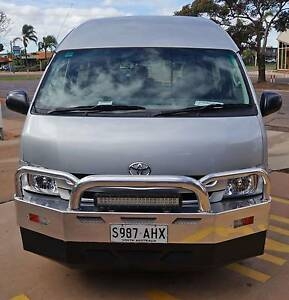 2010 Toyota Hiace Van/Minivan Whyalla Whyalla Area Preview