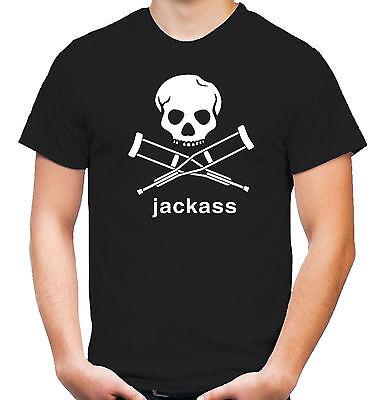Skull Jack (Jackass T-Shirt | Skull | Johnny Knoxville | US Kult | Jack ass |)