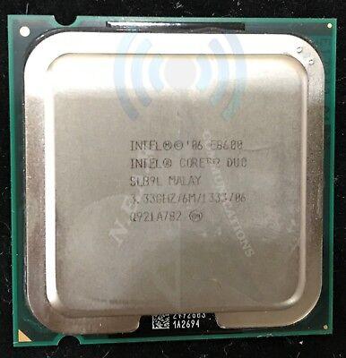 Intel E8600 SLB9L 3.33GHZ *EH