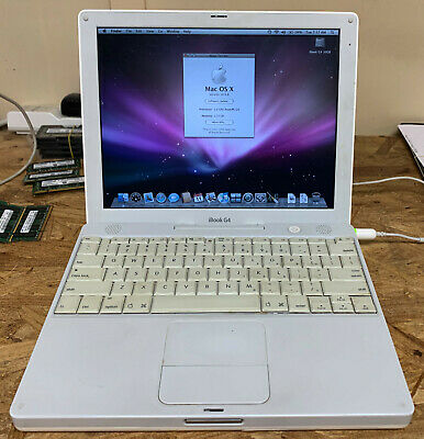Apple iBook G4 12-inch February 2005 1.2GHz (M9623LL/A)