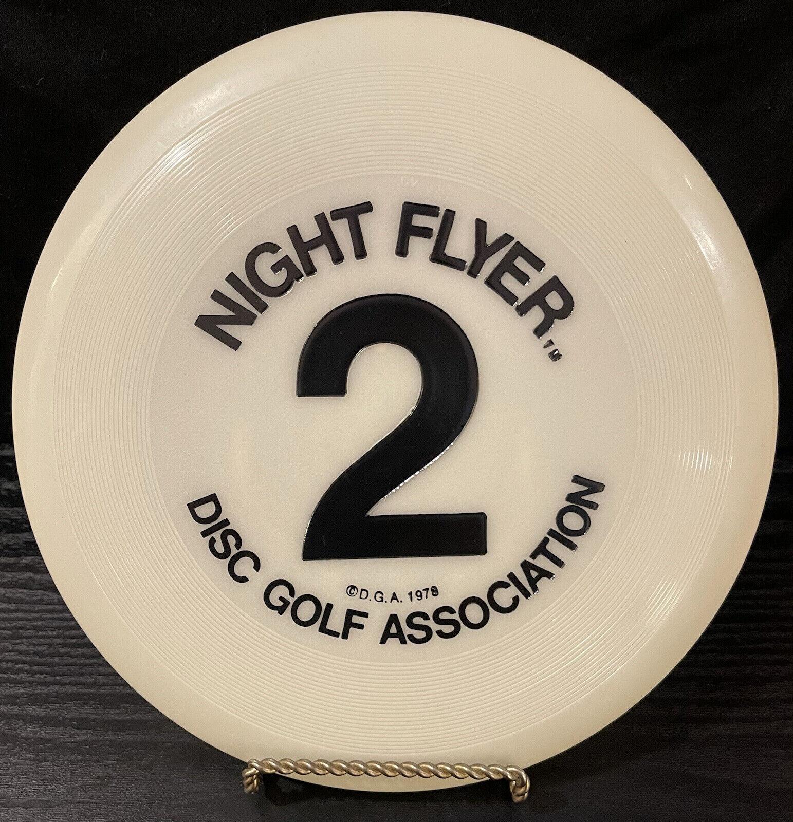 Night Flyer Frisbee Golf Disc Flying Disc Disc Golf Associat