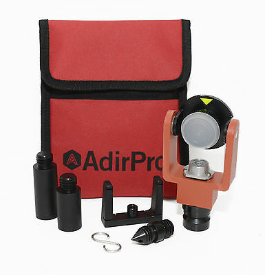 Adirpro Mini Prism System W Center Vial 720-04 Total Station Surveying Topcon