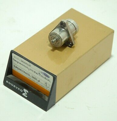 Endevco Model 2510m4a Piezoelectric Microphone