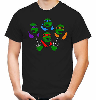 Turtles Rhapsody T-Shirt | Teenage Mutant Ninja | TMNT | Splinter | (Ninja Turtle T Shirt)