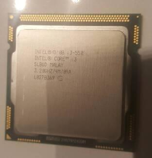 INTEL CORE i3-550 3.20GHz SLBUD 4M CACHE CPU