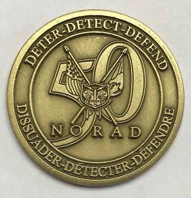 Norad North American Aerospace Defense Command 50Th Anniversary 1958 2008 1 75