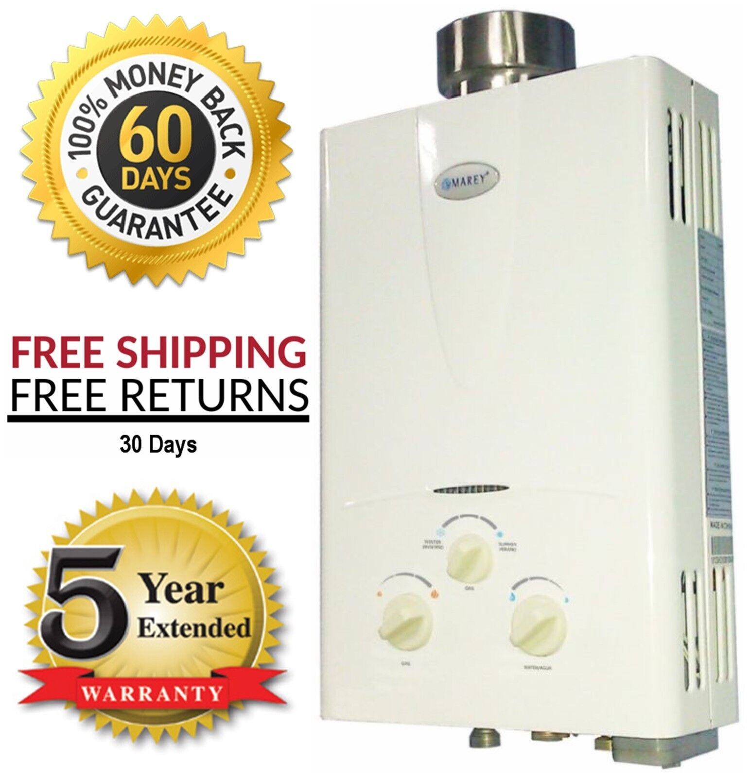 Marey Tankless Water Heater Manual Marey Tankless Water