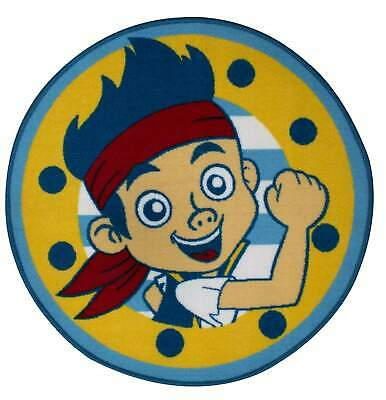 Jake And The Neverland Pirates Bedroom (JAKE AND THE NEVERLAND PIRATES RUG MAT CARPET KIDS BOYS SHARKS)