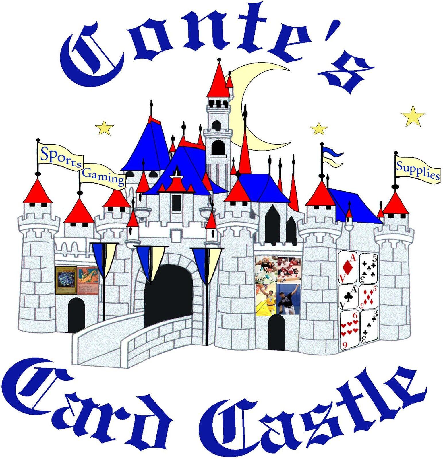 Conte's Card Castle