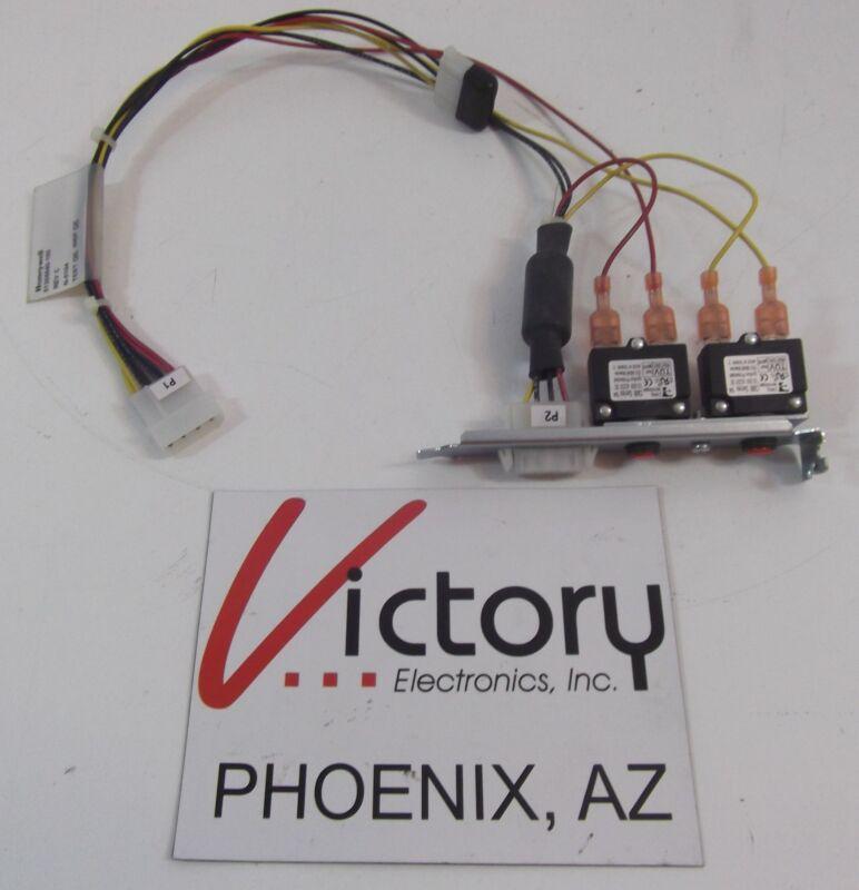 Used Honeywell 51305840-100 Rev C Power Breaker/Connector Bracket TDC 3000 (wrs)