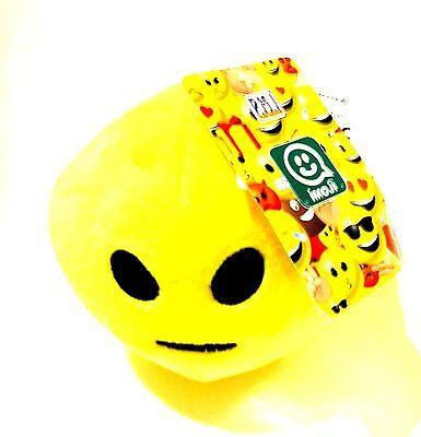 Emoji Soft Ball Assorted 11cm Emoji Soft Plush Ball Toys](Softball Emoji)