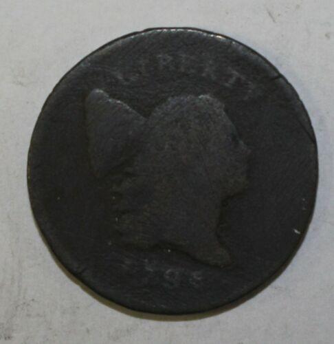 1795 US Half Cent A2