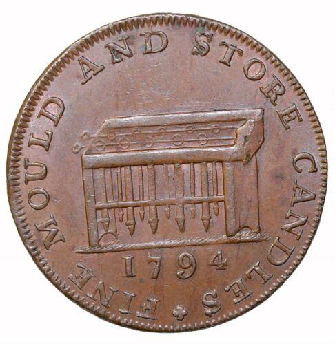 1794 England Middlesex Shackelton