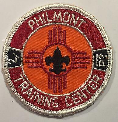 Philmont Training Center Patch Mint MH9
