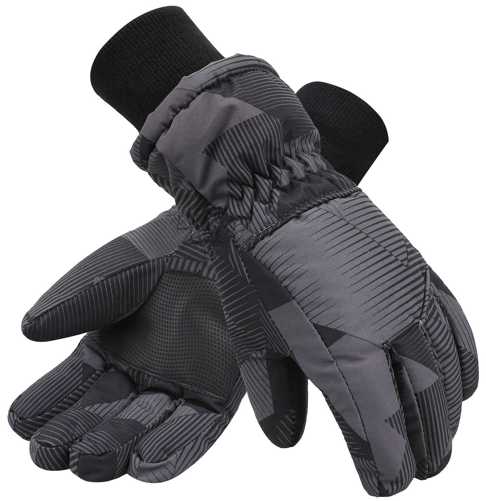 New Boys Kids 3M Thinsulate Waterproof Ski Gloves Winter Spo