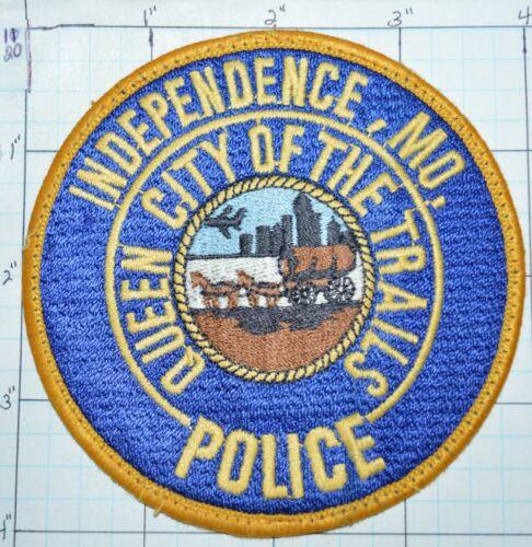 MISSOURI, INDEPENDENCE POLICE DEPT PATCH