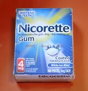 Nicorette 4mg White Ice