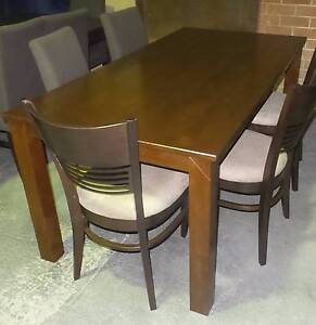 900 X 1800 DINING TABLE ONLY IN COUNTRY BROWN Thebarton West Torrens Area Preview