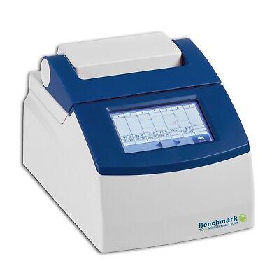 Benchmark Scientific Tc32 Mini Thermal Cycler 32 X 0.2ml 4 X Pcr T5005-3205