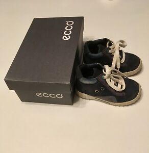 Bottine de marche/souliers ECCO /Toodlers Shoes