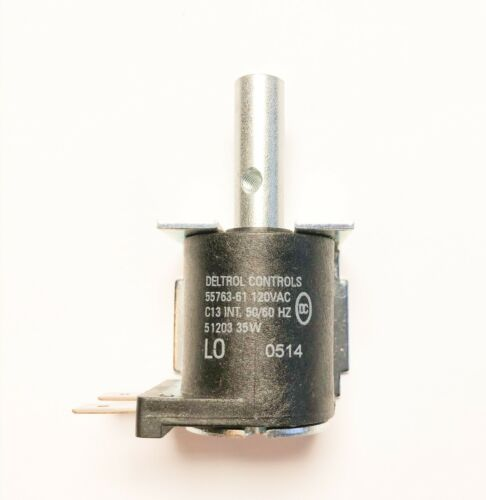 General Purpose Deltrol 125VAC 50 / 60Hz Solenoid 100 Ohm Coil 55763-61