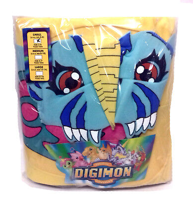 Vintage DIGIMON Gabumon Childs Costume ( 3-4 years) Pokemon, cosplay, halloween](Gabumon Cosplay)