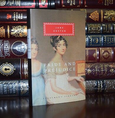 Pride and Prejudice by Jane Austen New Hardcover Deluxe Collectible Classics
