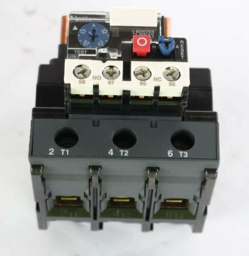 New LRD3353 Schneider Electric Thermal Overload Relay