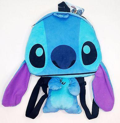 1 PC. Stitch Plush Backpack  ()