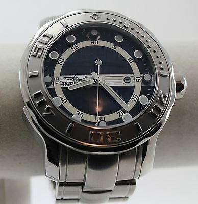 Invicta Master of the Oceans Pro Diver Model 0884 Men's Watch, Slate Dial, SS