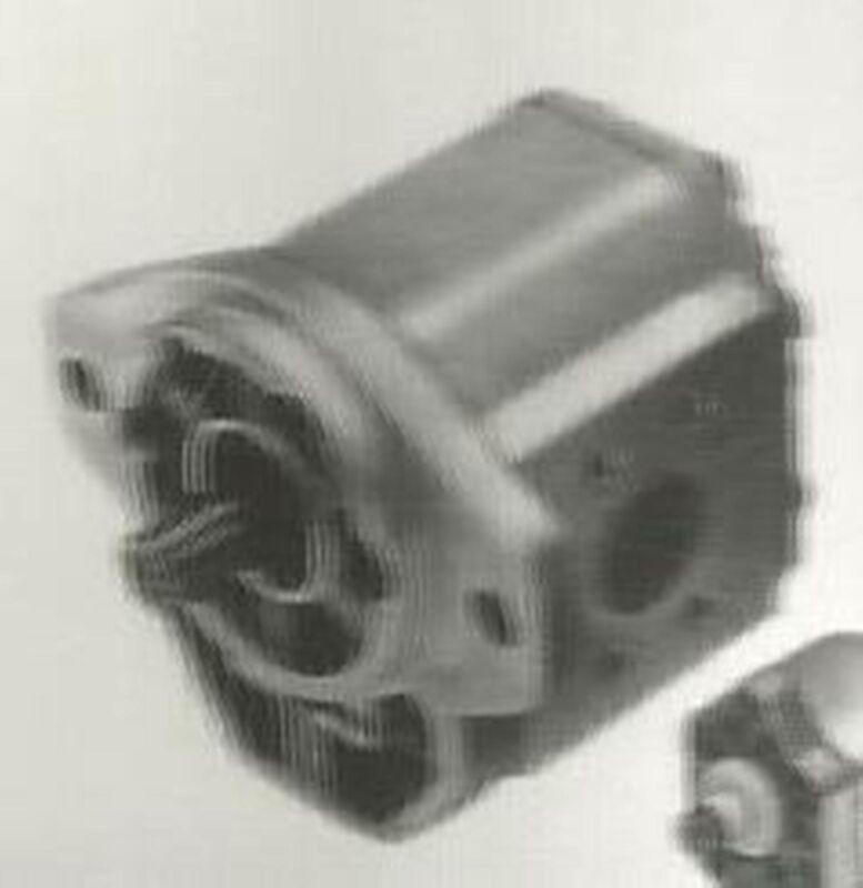 New Cpb-1158 Sundstrand Sauer Open Gear Pump